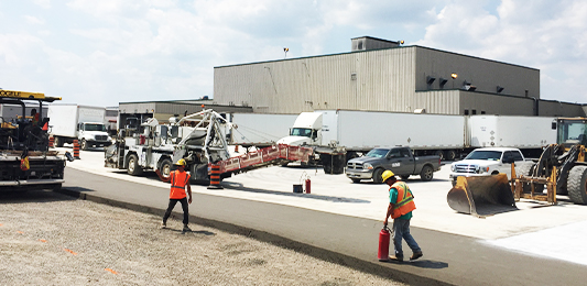 Liberty Tire Recycling Canada Ltd., Brantford, Ontario
