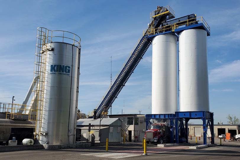 Asphalt Manufacturing & Sales