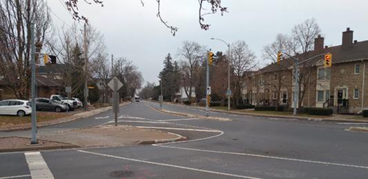 New Street and Drury Lane Area
