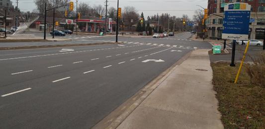 Waterdown Road Reconstruction