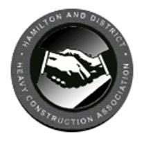 ● Hamilton & District Heavy Construction (HAND) Association